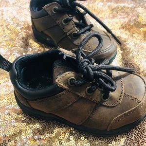 Infant small cute little timberland shoe ( 4 )